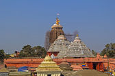 Shri Jagannath temple — 图库照片