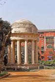 Second Rohilla war monument in Calcutta — Stock Photo