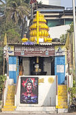 Shiva shrine in Vishakhapatnam — ストック写真