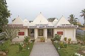 Museum of Swami Vivekananda in Kanyakumari — Stock Photo