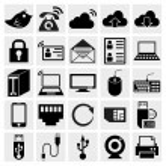 SIMPLUS serie set di icone — Vettoriale Stock