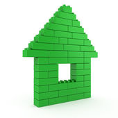Green house — ストック写真