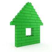 Green house — Stockfoto