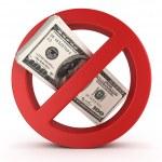 No money concept — Stock Photo #24259401