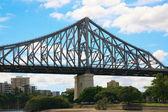 Storey bridge, Brisbane, Australia — Stock Photo