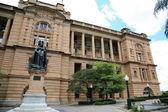 Queen Victoria Statue, Brisbane — Stock Photo