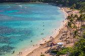 Hanauma Bay, Oahu, Hawaii — Stock Photo