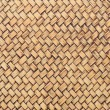 Stock Photo: Texture of weaving of rattan.