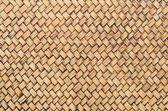 Texture du tissage en rotin. — Photo