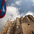 Stock Photo: Cathedral in Palma, Mallorca, Spain