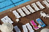 Schwimmbad-bereich — Stockfoto