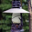 Stock Photo: Antique oil lamp