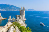 Castle Museum Swallow's Nest. — Stock Photo