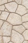 Stone texture close-up luggage — Photo