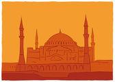 Istanbul — Vecteur