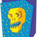 Постер, плакат: Skull