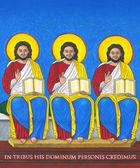 Holy trinity — Stock Photo