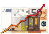 Economic growth — Stock Vector
