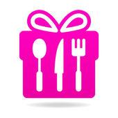 Kitchen gift set — Stock Vector