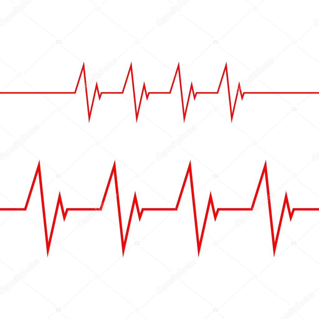 Displaying 18 gt  Images For - Heartbeat Line Vector   Heartbeat Line Vector
