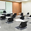The empty classroom — Stock Photo