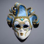 Izole fantezi maskesi — Stok fotoğraf