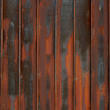 Stock Photo: Rusted iron plate