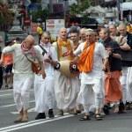 Hare Krishna demonstration — Stock Photo #11375629
