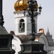 Stock Photo: Domes and lantern
