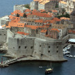 Royalty-Free Stock Photo: Panorama of Dubrovnik