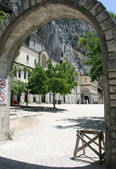 Monastery Ostrog, Montenegro — Stock Photo