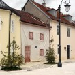 Street in Cetinje — Stock Photo