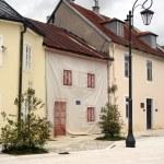 Street in Cetinje — Stock Photo