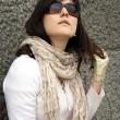 Woman in sunglasses — Stock Photo #13883245