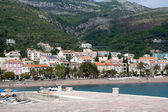 Montenegro coastline — Stock Photo