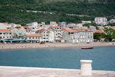 Montenegro coastline — Stock Photo