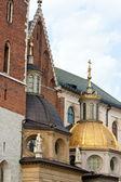 Wawel castle — Stock Photo