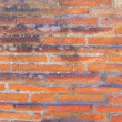 Royalty-Free Stock Photo: Laying out a long antique brick