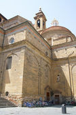 The Church of San Lorenzo — Stock Photo