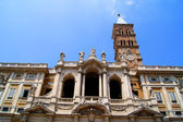 Church of Santa Maria Maggiore — 图库照片