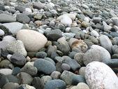 Písečné pláže u černého moře — Stock fotografie