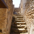 Ancient stairs in Pompeii — Stock Photo
