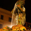 Triton fountain — Stock Photo #12385484