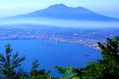 View of Vesuvius — Stock Photo