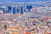 City center of Naples — Stock Photo