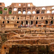 Inside the Colosseum — Stock Photo