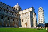 Cathédrale et la tour de pise — Photo