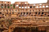 Inside the Colosseum — Stock Photo