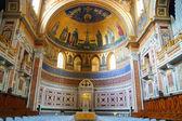 неф собора святого лоренцо — Стоковое фото