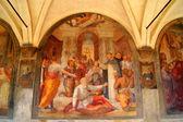 The fresco — Stock Photo